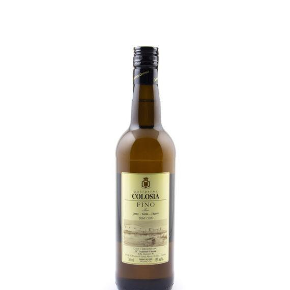 fles Colosia Fino sherry