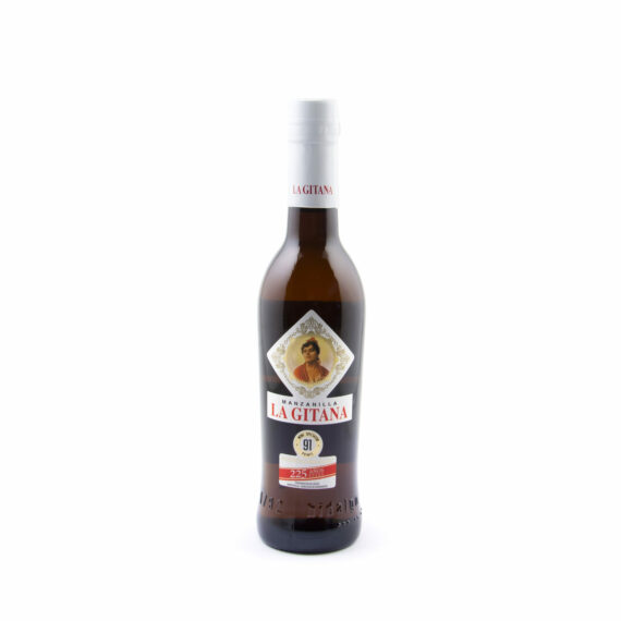 fles La Gitana sherry