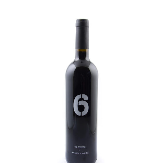 fles rode wijn 6