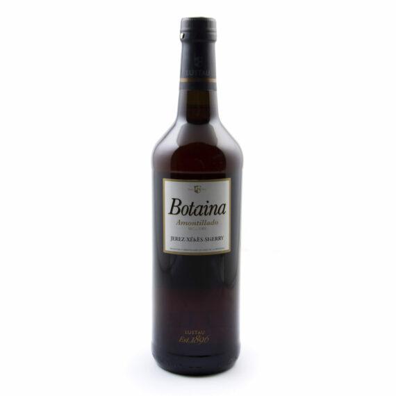 fles very sherry Botaina