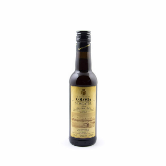 fles Colosia Moscatel Sweet Sherry