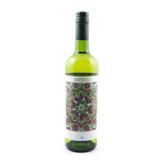 fleswitte wijn Espeto