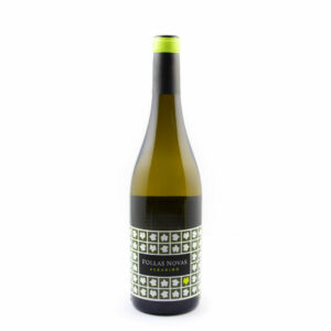 fles witte wijn Follas Novas
