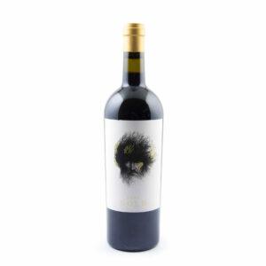 fles rode wijn Goru Gold