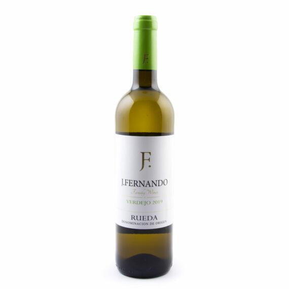 witte wijn J Fernando