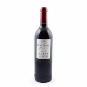 rode wijn Lealtanza Reserva