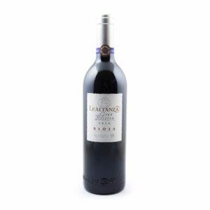 rode wijn Lealtanza