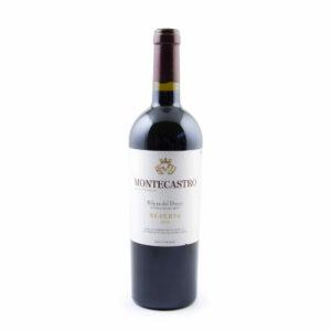 rode wijn Montecastro
