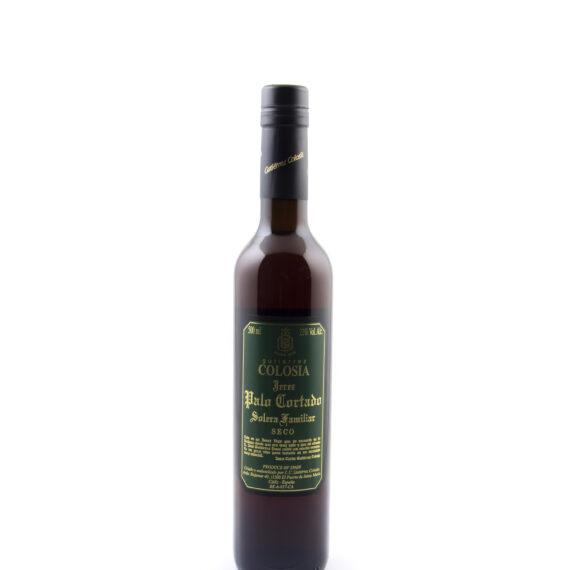 fles sherry Paolo Cortato Solera