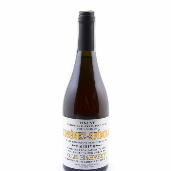 fles sherry Ximenez spinola